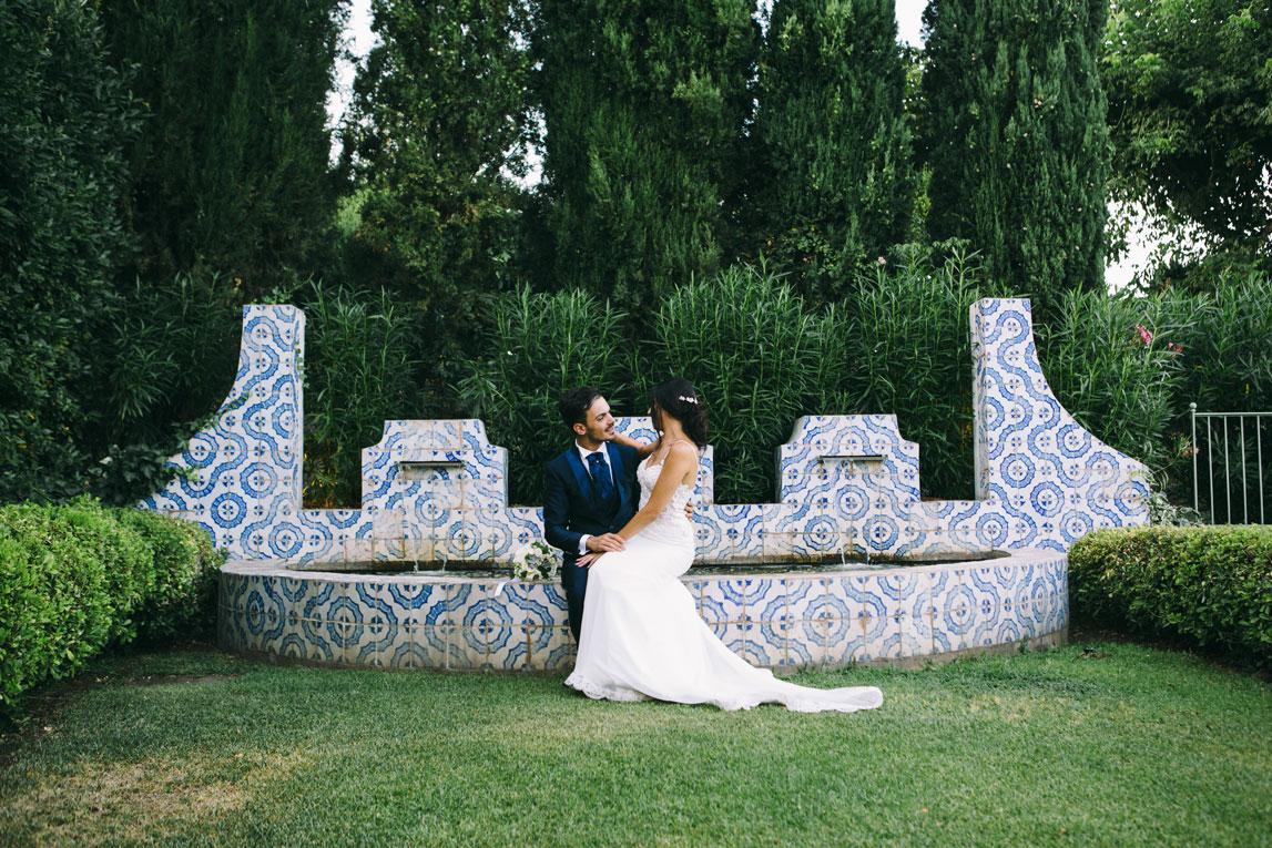 Matrimonio ai Giardini di villa Fago