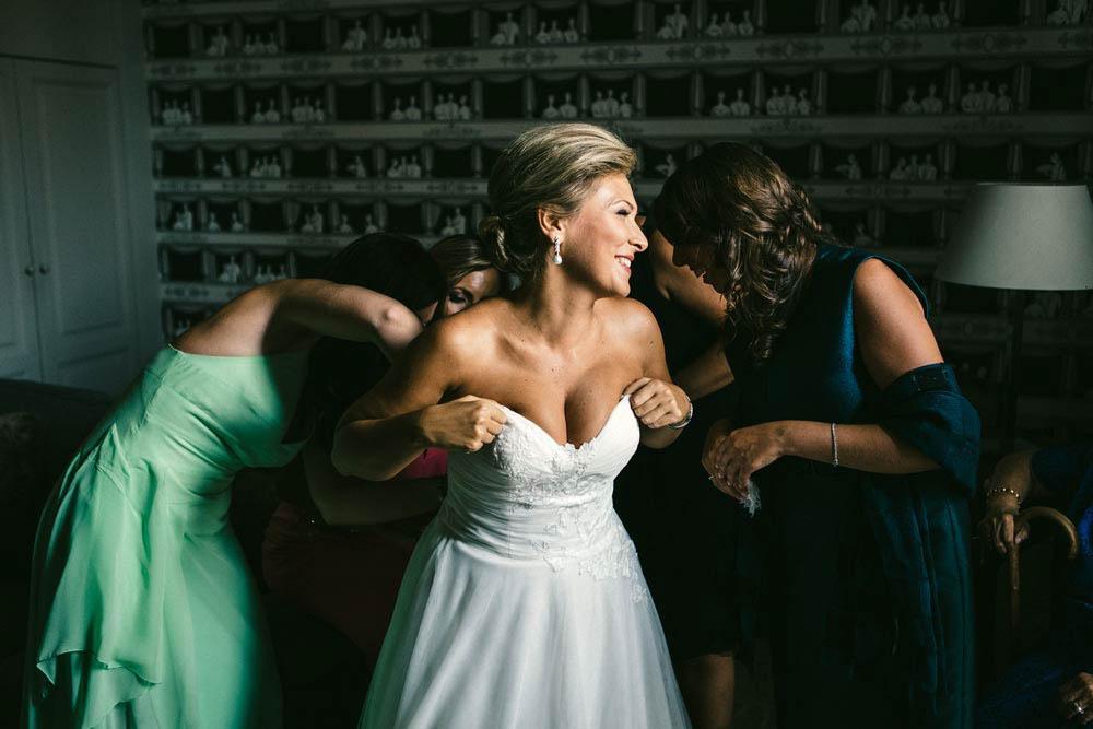Il segreto per le foto spontanee ai matrimoni