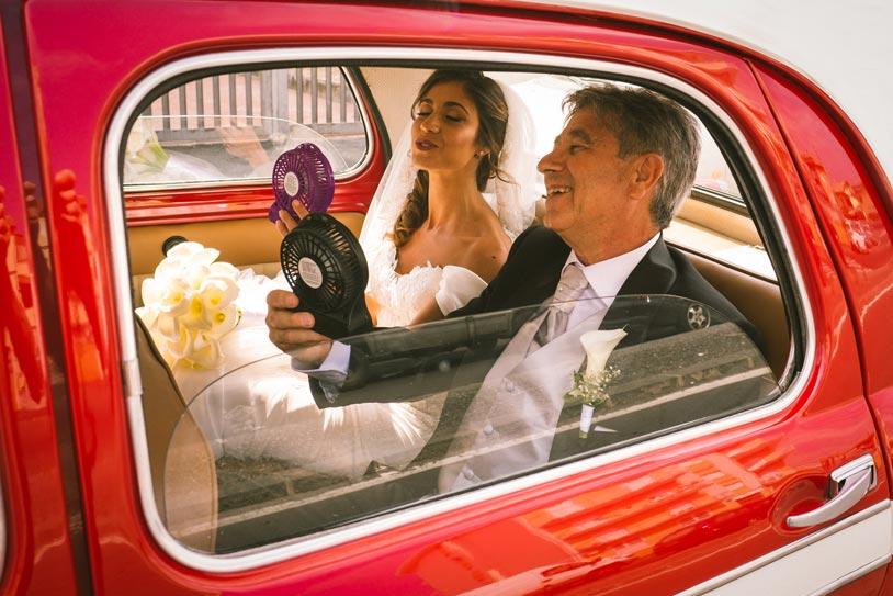 matrimonio di Angela e Kevin
